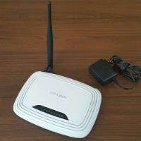 Router Wan, Extensor Wi-fi Tp-link Tl-wr741nd segunda mano  Lima