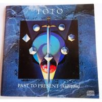 Toto Past To Present 1977-1990 Cd Popsike  segunda mano  Lima